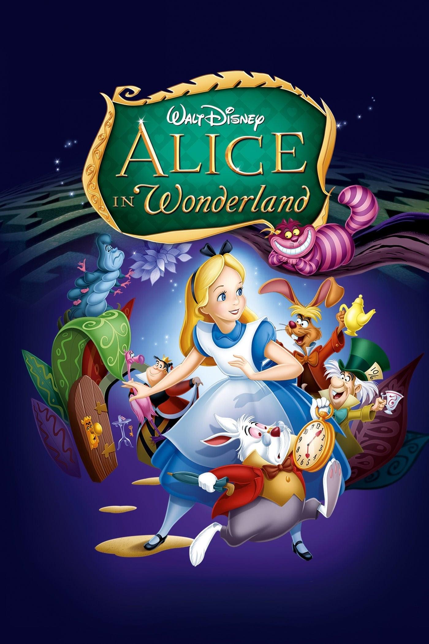 Alice in Wonderland (1951)   Watchrs Club