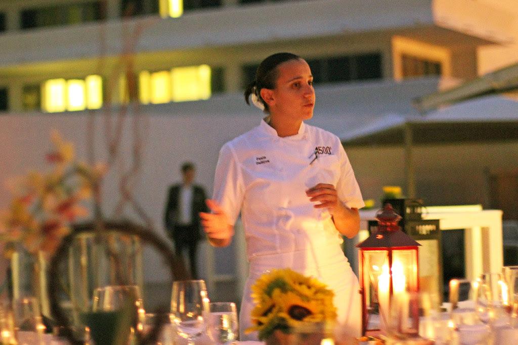 Chef Paula DaSilva