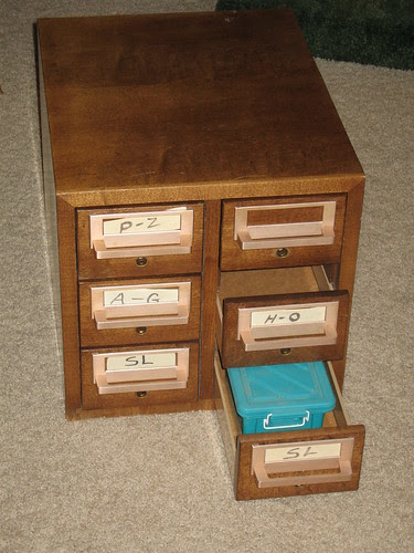 Card Catalog Conversion - Done