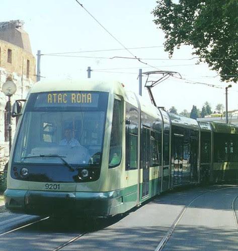 A Roman Tram