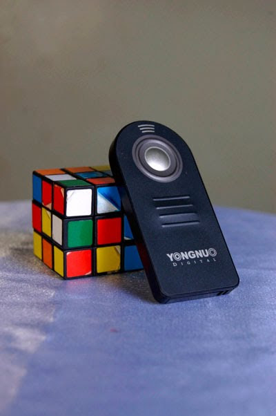 Remote Control for Nikon D40 - Photo : MgHla