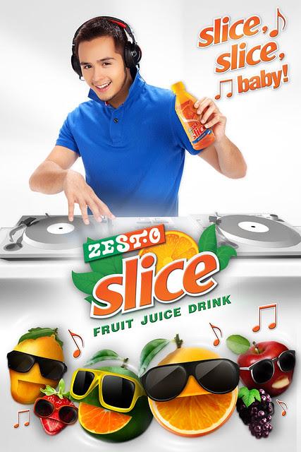 Zesto Slice Ad