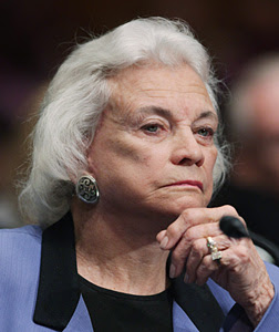 Sandra Day O'Connor. Click image to expand.