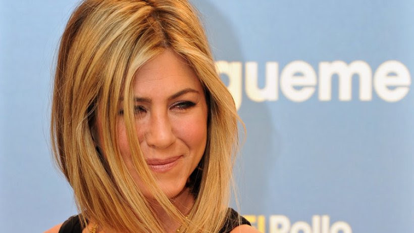 Bob Frisur Jennifer Aniston Ponyfrisuren