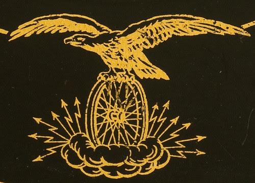 Adler decal