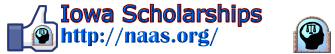 Scholarships for Accredited Schools in Iowa