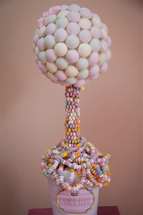 Candy tree   gifts   Candy trees, Candy centerpieces