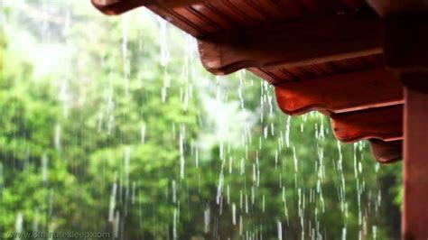 rain   tin roof relax meditate sleep  hours rain