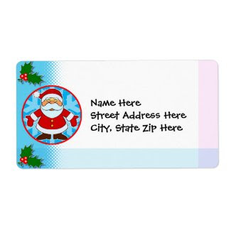 Christmas Label label