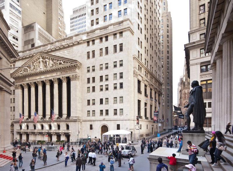Fotos marcantes mostram a cidade de Nova Iorque ontem e hoje 10
