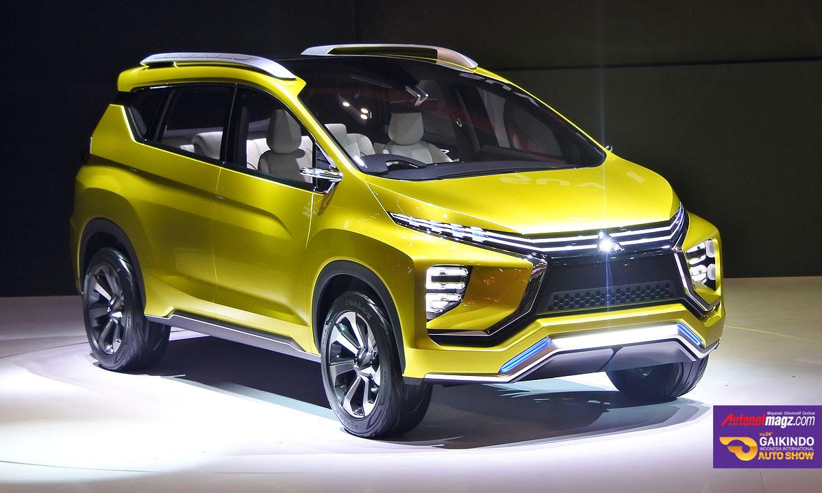 perkenalkan mitsubishi xm concept visi mitsubishi soal mobil keluarga ...
