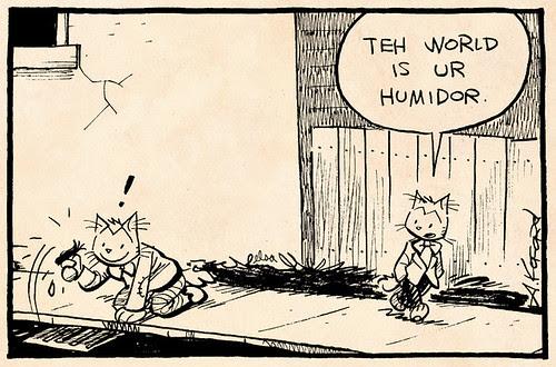 Laugh-Out-Loud Cats #1926 by Ape Lad