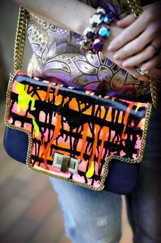 The statement purse http://mkaltenbach.com/the-statement-purse/