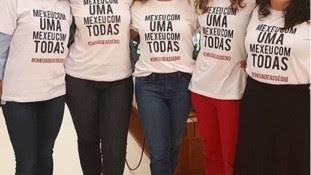 Cissa Guimarães e funcionárias da Globo posam na campanha