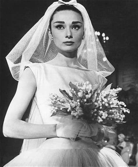 Bridal Inspiration: Audrey Hepburn   Arabia Weddings