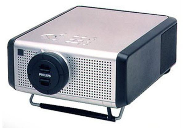 Philips Hopper SV20 Impact Projector
