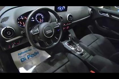Audi A3 S Line 2015 Interni