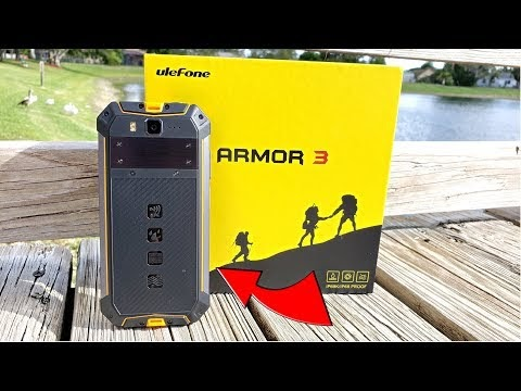 Rugged Ulefone Armor 2 available in a week-long AliExpress