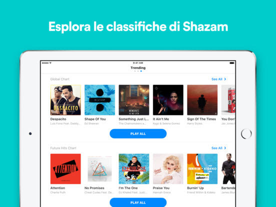 Shazam riconosce la musica e i media intorno a te, si aggiorna alla vers 11.1.1
