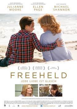 Freeheld - Jede Liebe ist gleich Filmplakat