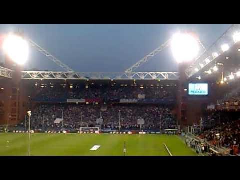 Genoa - Sampdoria - 08/05/2011 - Din don, din don...