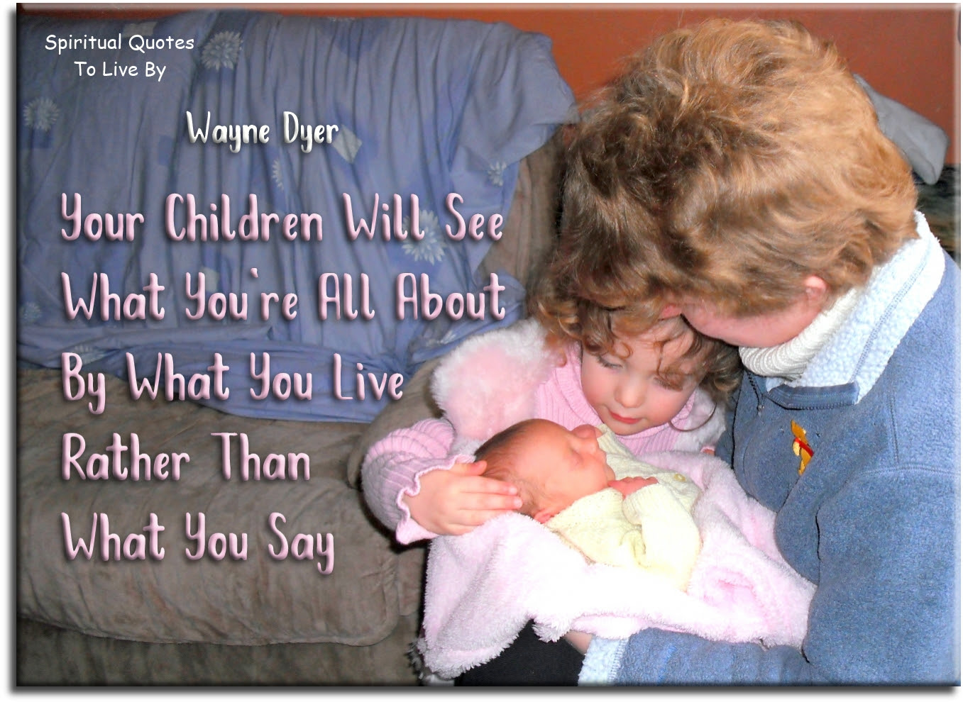 Quotes About Children To Live By