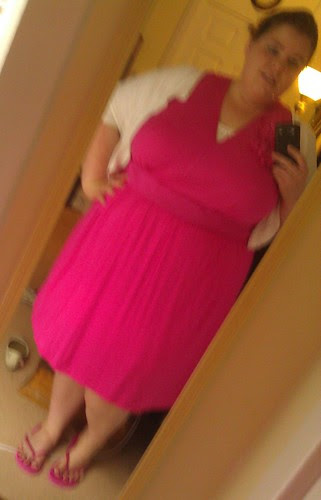Pretty Blurry 'n Pink