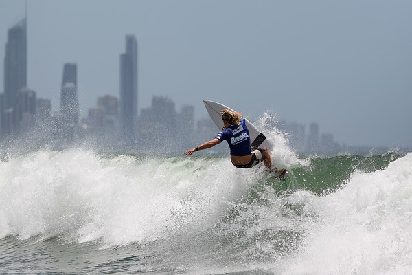 Sam Morgan - Breaka Burleigh Pro Surfing - Association of Surfing Professionals (ASP) 6-Star Women's and 4-Star Men's rated event - Burleigh Heads, Gold Coast, Queensland, Australia; 04 February 2013. Photos by Des Thureson - http://disci.smugmug.com.