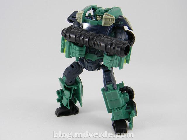 Transformers Sargeant Kup - Prime RID - modo robot