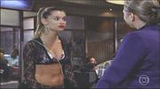 Aline Moraes sensual na serie Minha Vida nada Mole