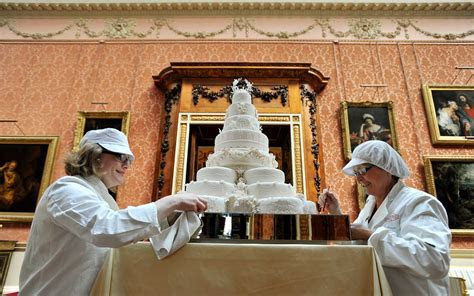 Slice of Prince William and Kate's Wedding Cake to Be