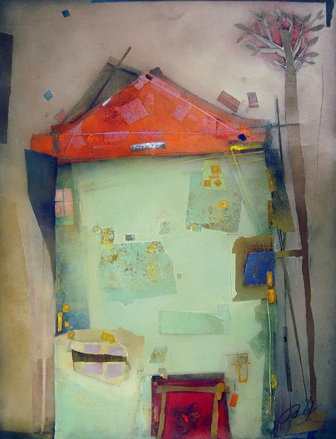 Terri Hallman - 163119 by Bohemia Galleries, via Flickr