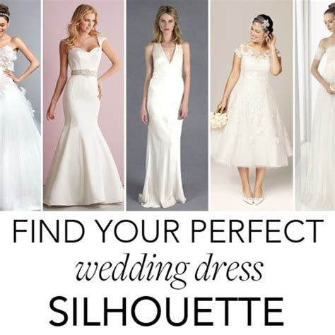 Quiz Alert! Which Wedding Dress Silhouette Is Right For