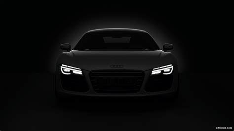 2013 Audi R8 LED Headlights   HD Wallpaper #36 1920x1080