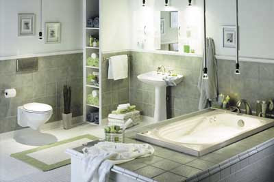 Fresh and New | Bathroom Remodeling Ideas: Showers, Bathtubs ...