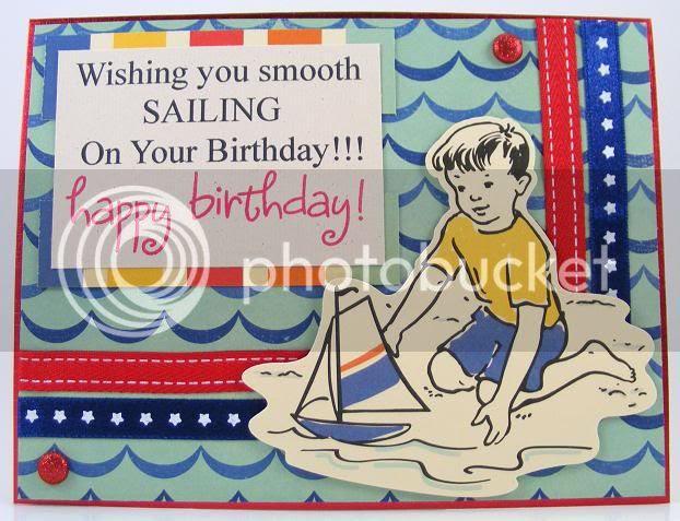 Smooth Sailing Card