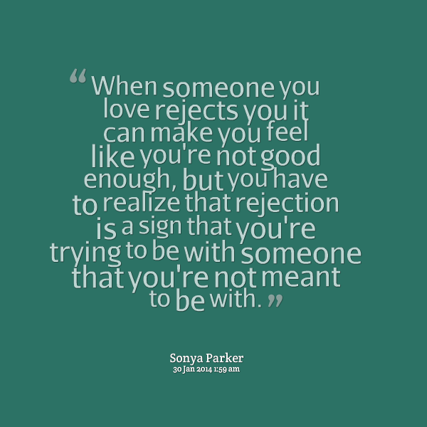 Quotes About Feeling Good Enough 38 Quotes