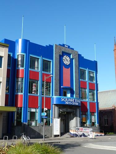 Square Edge Arts Centre, Palmerston North