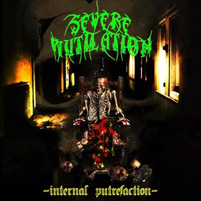 Severe Mutilation cover art