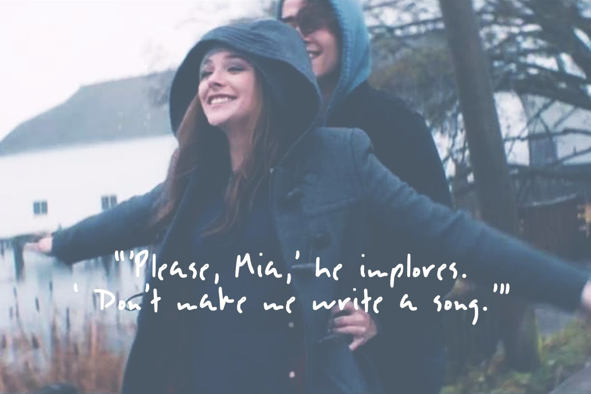 If I Stay Movie Quotes Sayings If I Stay Movie Picture Quotes