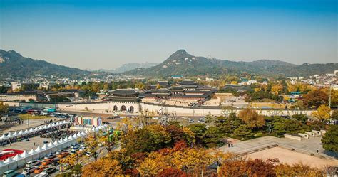 royal palace  korea  ultra hd wallpaper ololoshenka