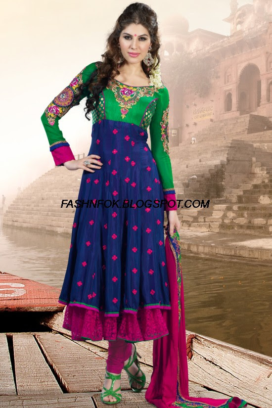Bridal-Wedding-Party-Waer-Salwar-Kameez-Design-Indian-Pakistani-Latest-Fashionable-Dress-12