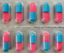 Sporanox capsules.