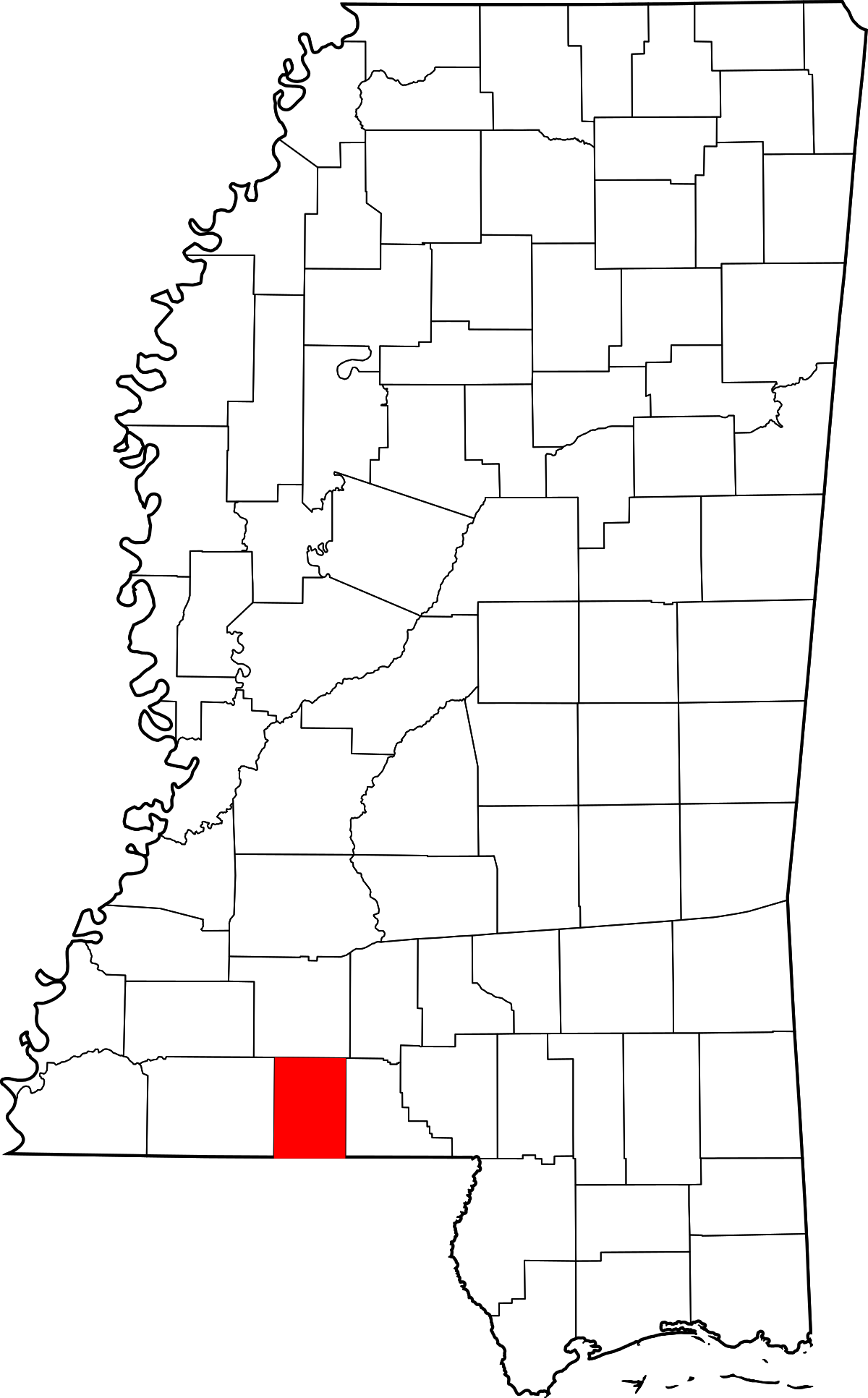 Pike County Mississippi Wikipedia