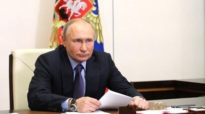 В Совфеде прокомментировали слова Путина о возможном размещении ракет НАТО на Украине