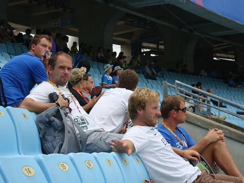 Estonian team