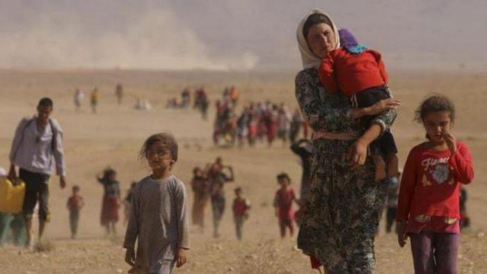Στρώνουν το δρόμο για να στείλουν τον Ρ.Τ.Ερντογάν σε ειδικό Δικαστήριο για εγκλήματα πολέμου: Αμερικανικό ινστιτούτο απαριθμεί τα εγκλήματα του Σουλτάνου κατά της ανθρωπότητας- Νέα γενοκτονία Τούρκων κατά των Γιαζίντι! - Εικόνα3