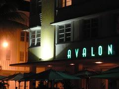 Avalon Hotel, Miami South Beach