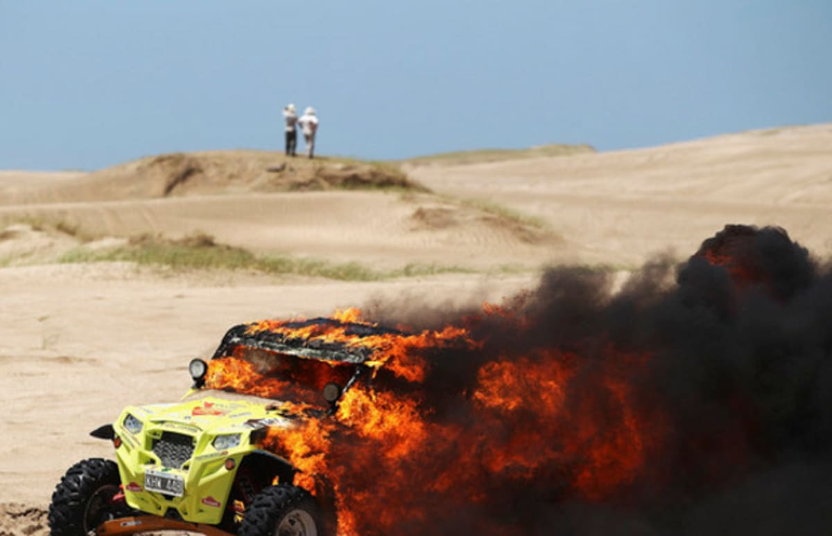 Senegal Wants The Dakar Rally To Either Come Back To