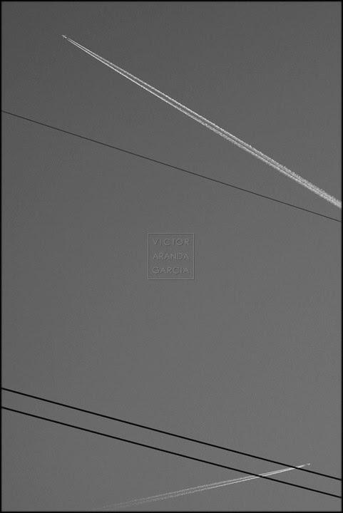 Dos aviones, tres cables (Bétera 2010)